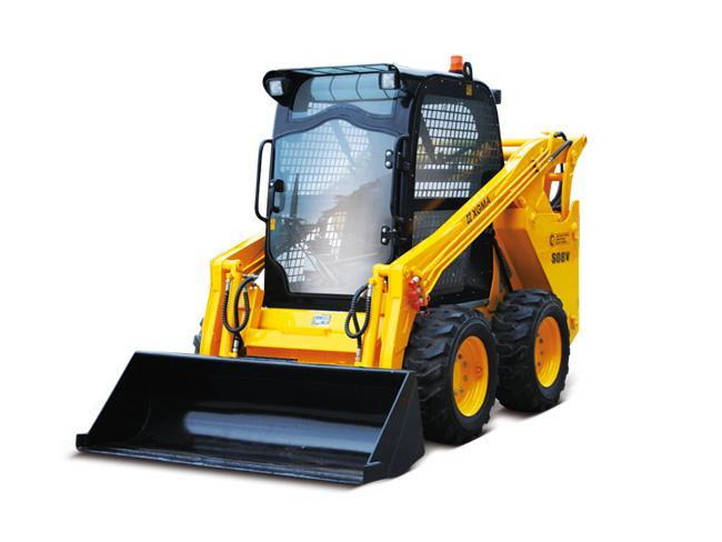 厦工挖掘装载机XG765E