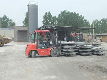 厦工叉车在各行各业中使用工况与应用大合集