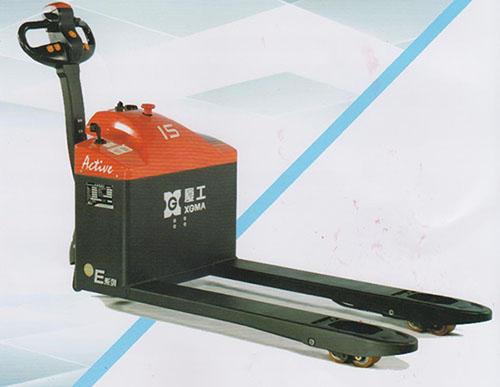 厦工小金刚搬运车 XGCD15-170G 电动托盘搬运车
