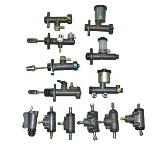 供应各种叉车刹车总泵、制动总泵