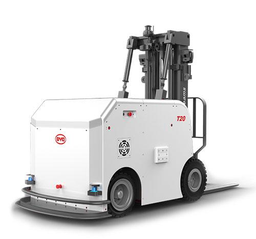 比亚迪平衡重式搬运机器人 _AC20DP