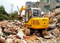 四川地震--厦工义不容辞承担起抗震救灾的责任