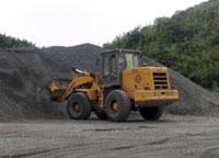厦工装载机在石料场施工作业图集