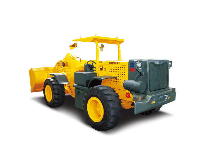 厦工轮式装载机XG918TE / 厦工轮式装载机