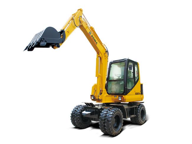 厦工轮式挖掘机XG806W/XG807W