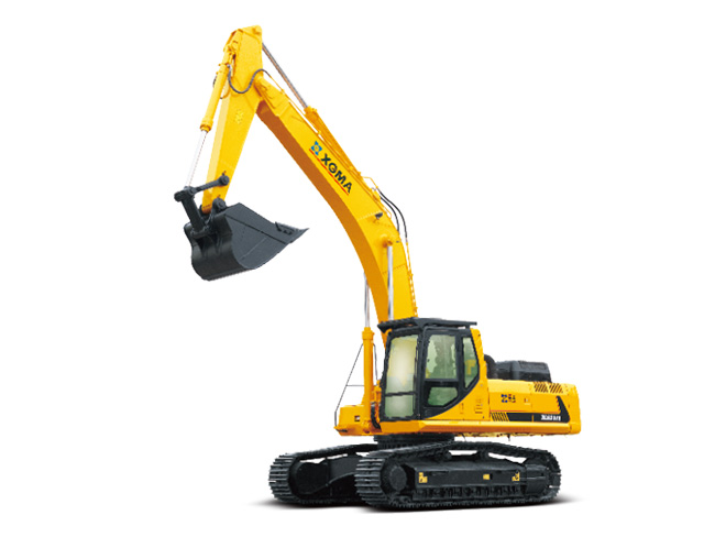 厦工履带式挖掘机XG833EH