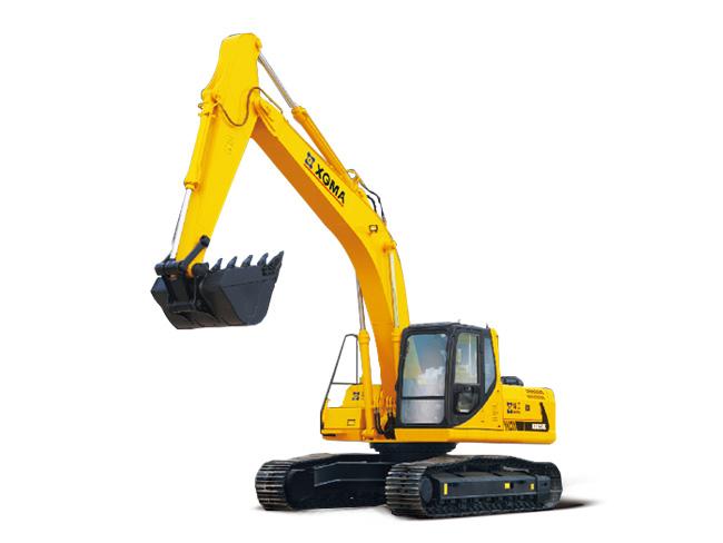 厦工E系列履带式挖掘机XG815EL/XG822EL/XG825EL/XG836EL