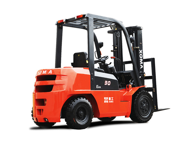 XG535-DT5 内燃平衡重式叉车 / 厦工叉车 / 厦门重式叉车