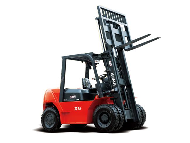 厦工XG550-DT5B 内燃平衡重式叉车