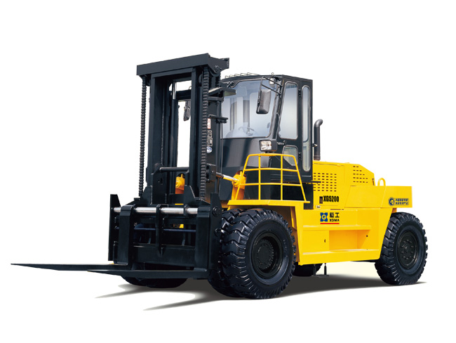 厦工XG5200-DT1 内燃平衡重式叉车