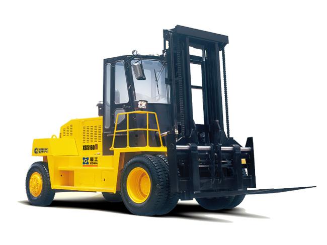 厦工XG5160-DT1 内燃平衡重式叉车