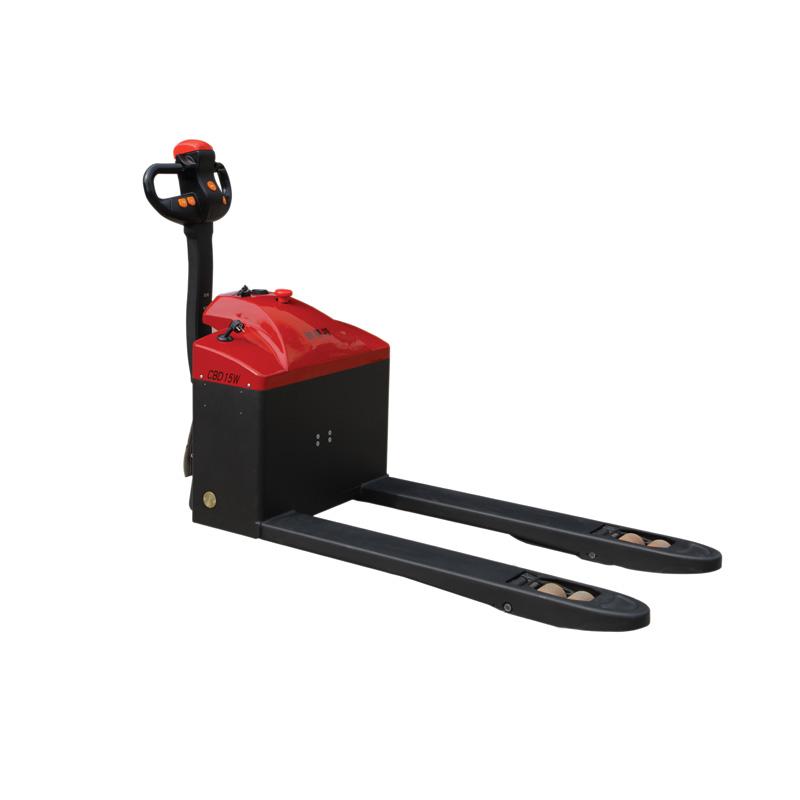 瑞搏特步行式电动托搬运车