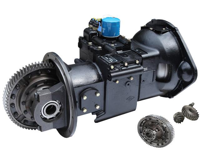 液力传动变速箱YQX18/25/30/38 / 金道传动变速箱 / 厦门液力变速箱