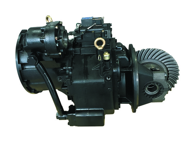液力传动变速箱YQX45系列