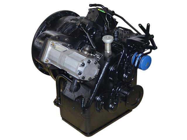 液力传动变速箱YQX5系列