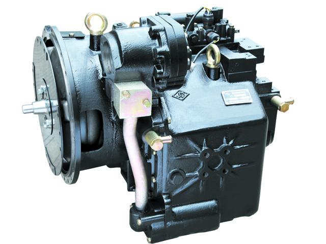液力传动变速箱YQX100系列
