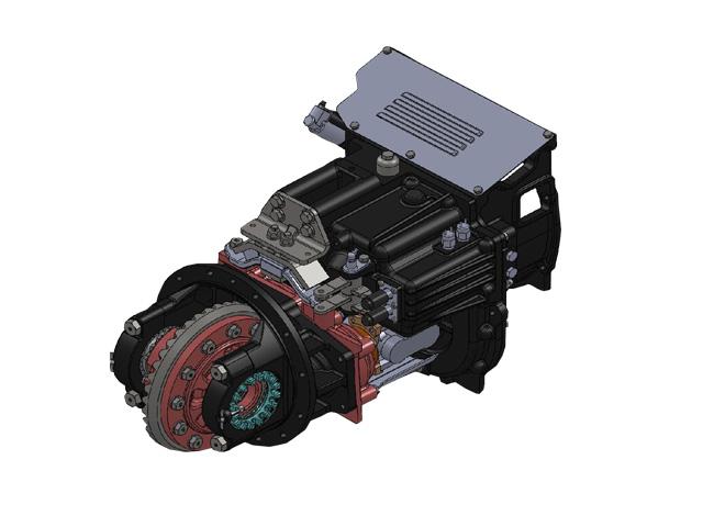 机械传动变速箱JDSF系列