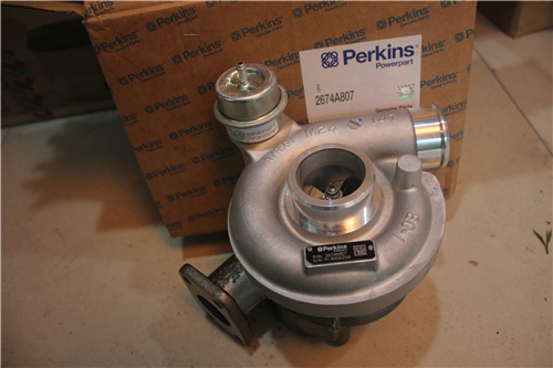 英国珀金斯804DC发动机MP10128涡轮增压器