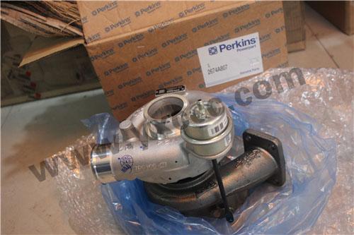 珀金斯Perkins 柴油机配件批发2674 A120涡轮增压器T4.20