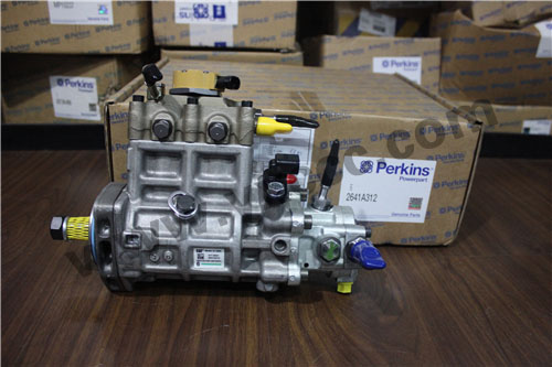 珀金斯Perkins 1104柴油机2645 K015R喷油器、2644 N204燃油泵(1104)