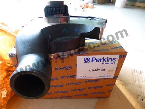 珀金斯Perkins 1104柴油机U7LW0172水泵(1104)