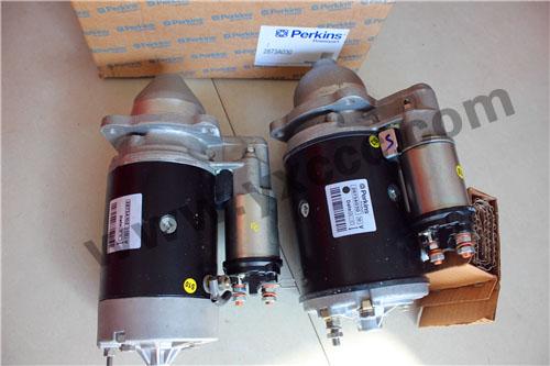 珀金斯Perkins 1306C维修保养用零配件摇臂轴、1830613 C94凸轮轴、2873 K116启动马达