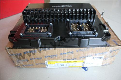 珀金斯Perkins 1206E柴油发动机柴油发电机组T407836摇臂室盖垫、进排气岐管、462