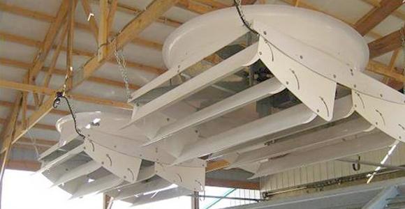 东石赛可龙风机:风力大,风向灵活,性能卓著