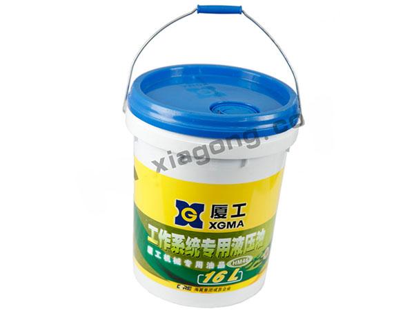 厦工专用液压油 L-HM-46 14KG/16L/桶