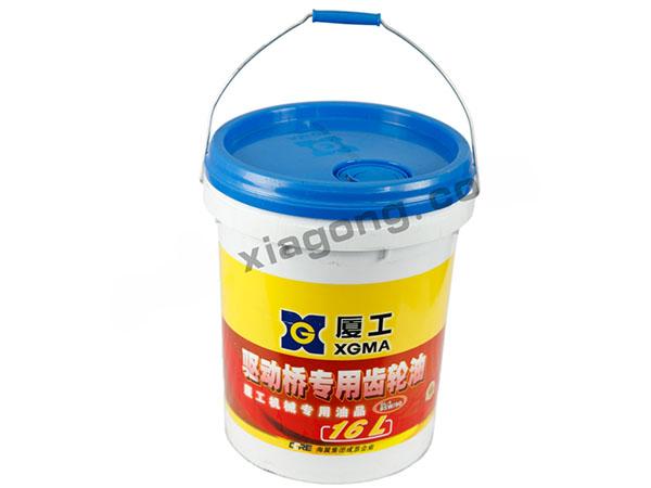 厦工专用齿轮油 GL-4 85W/90 14KG/16L/桶