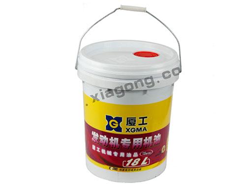 厦工专用柴油机油 CF-4 10W/30 15KG/18L/桶