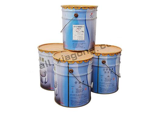 银灰聚氨酯面漆 1018(20kg,桶)