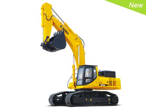 XG848EL 履带式挖掘机