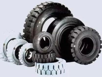 叉车轮胎的气压在多少标准合适?太高太低都不好