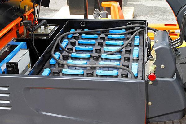 叉车蓄电池充电安全操作规程