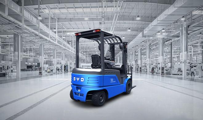 剖析叉车事故频发生的原因及如何避免叉车事故