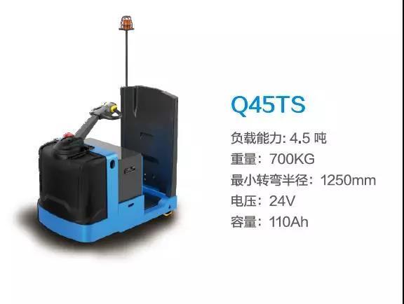 比亚迪Q45TS—4.5吨站驾式