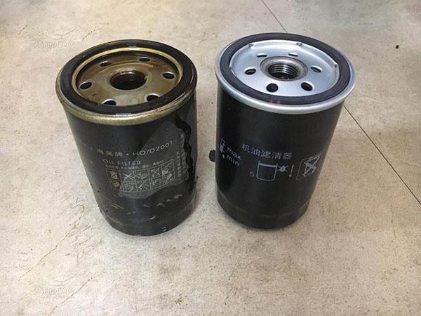 为什么要定期更换叉车发动机机油和机油滤清器?