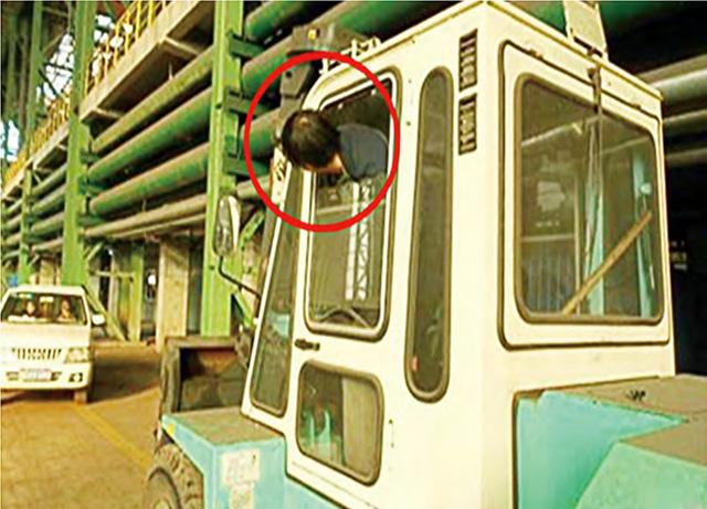 厂内叉车常见安全隐患结合《机动工业车辆安全规范》等标准规范,防范事故发生