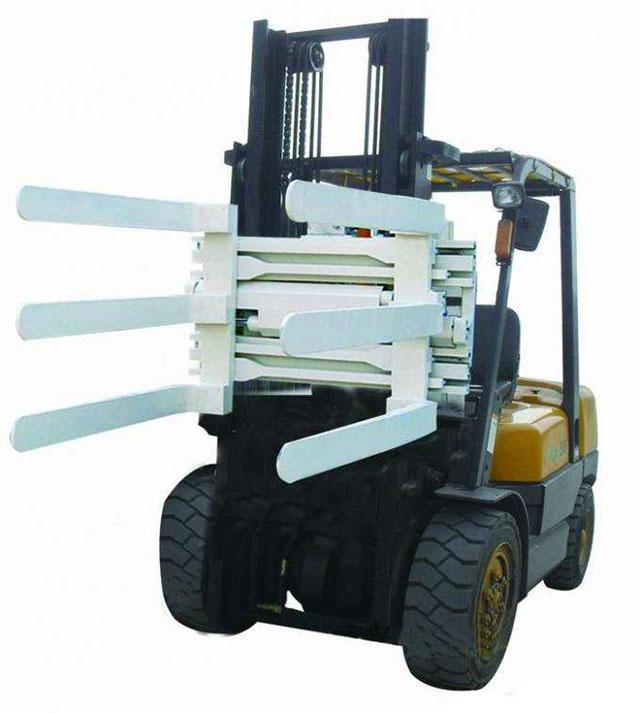 叉车属具——旋转叉夹