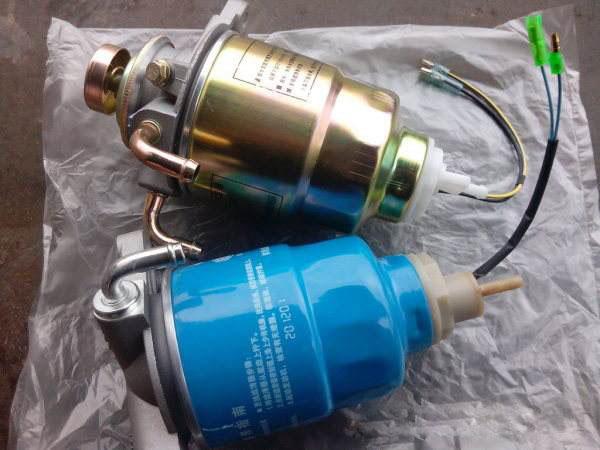 叉车油水分离器及选择与使用注意事项