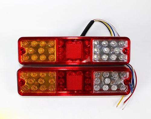 叉车LED三色后尾灯