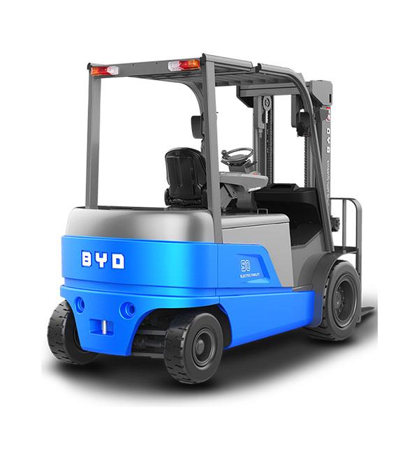 比亚迪4.0-5.0吨平衡重式叉车