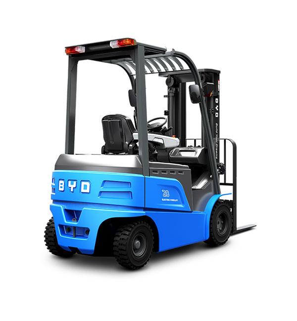 比亚迪2.0-2.5吨平衡重式叉车