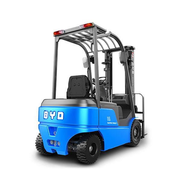 比亚迪1.6-1.8吨四支点平衡重式叉车