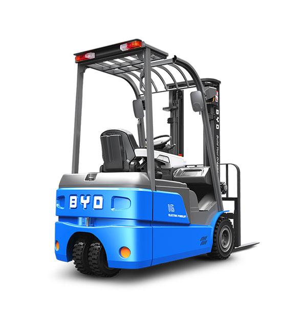 比亚迪1.6-1.8吨三支点平衡重式叉车