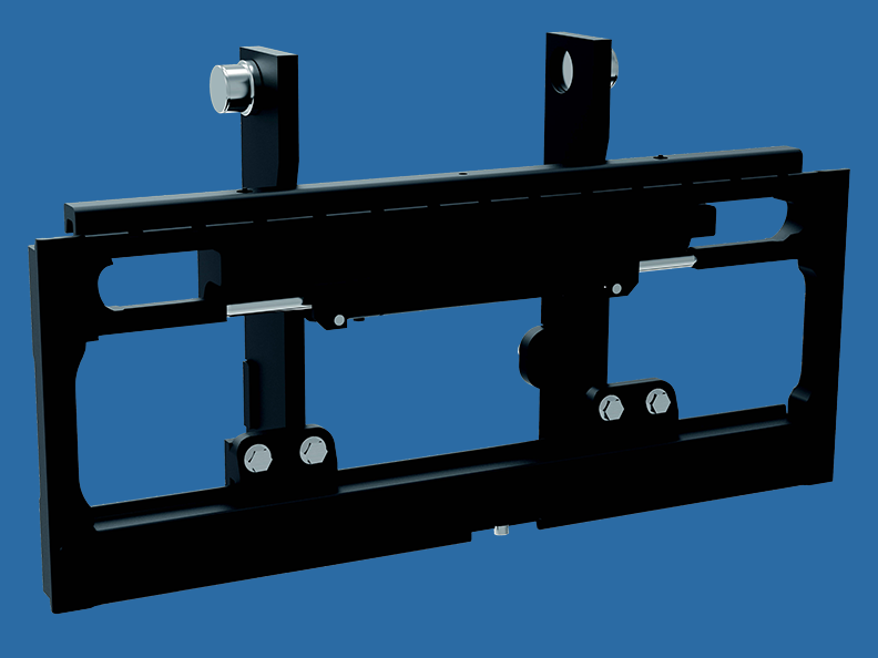 卡斯卡特C系列整体式侧移器 2500kg - 3500kg