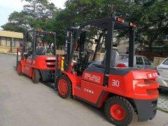 厦门海沧工业区叉车临时租赁价格是多少?
